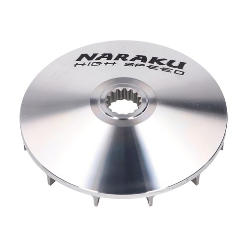 Naraku Half pulley HS Racing, Ø 16 mm, Keeway 2-S / CPI 2-S