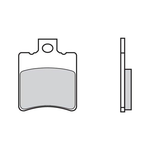 *  Brembo Brakepads Carbon-Ceramic OEM