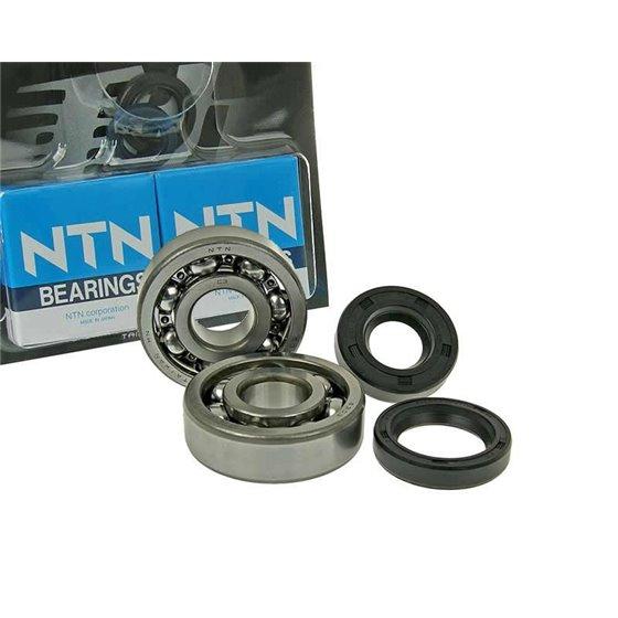 Naraku HD Crank bearings & Oilseals, Miarelli AM6