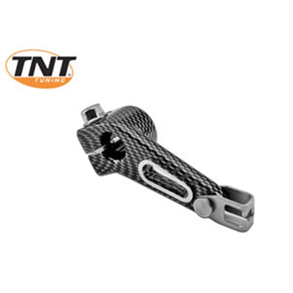 TNT Clutch cam, Carbon-style, Derbi Senda 98- / Aprilia RX,SX 06- / Gilera SMT