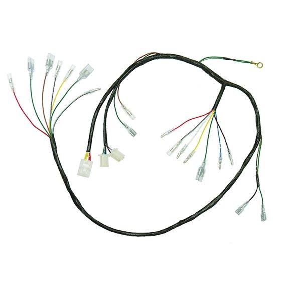 Tec-X Wire harness, Honda Z50 87-