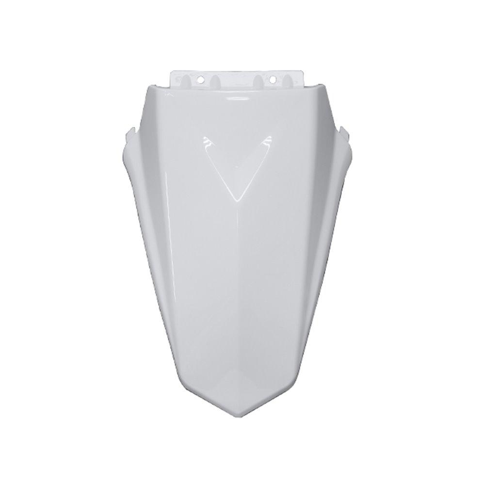 Tec-X Rear fender, White, Derbi Senda R X-Treme 03-10, SM X-Treme 02-10