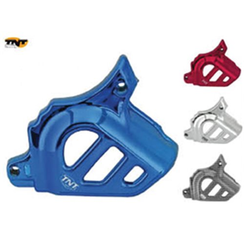 TNT Frontsprocket cover, Chrome, AM6