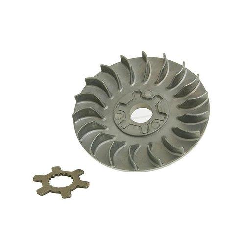 Naraku Half pulley Standard, Ø 16 mm, Keeway 2-S / CPI 2-S