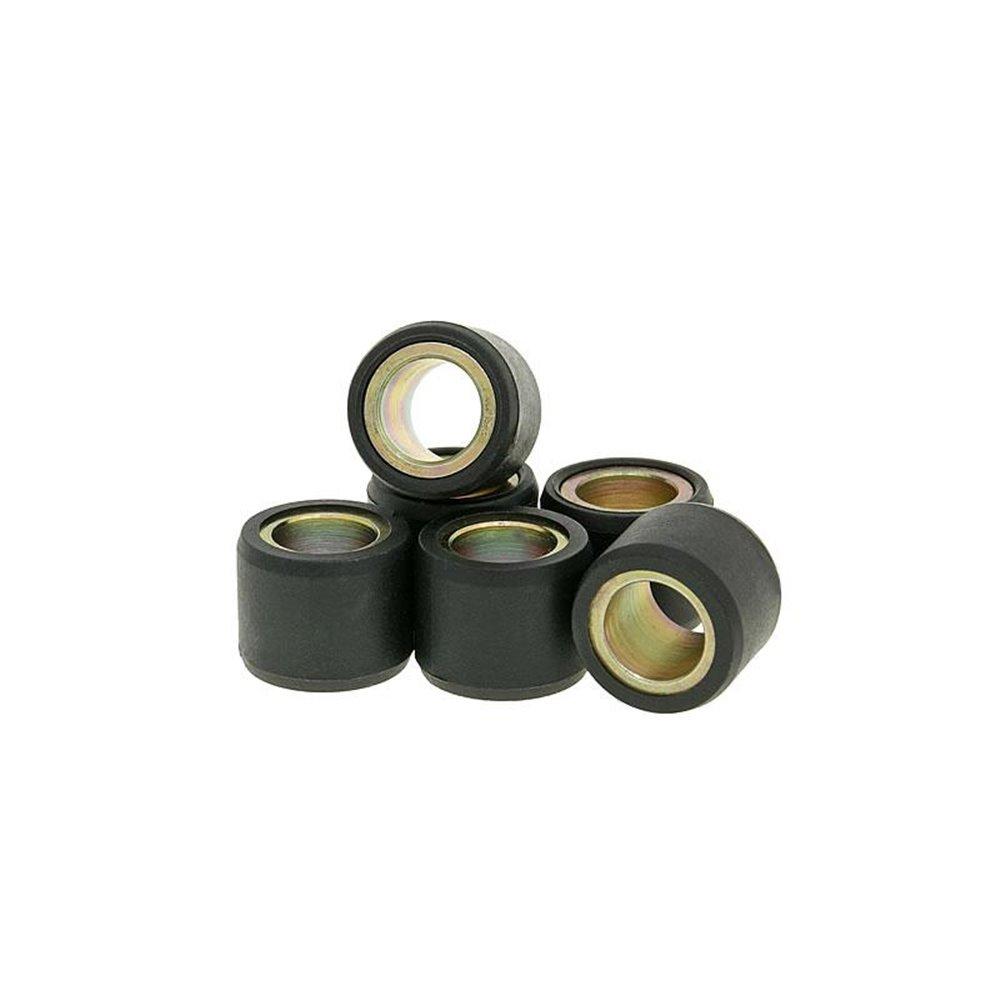 Variator roller set, Ø17 x 12 mm 4,6g
