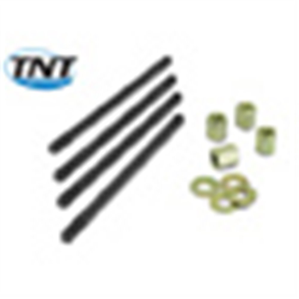 TNT Cylinder studs set, Derbi Senda 98- / Aprilia RX,SX 06- / Gilera SMT, RCR 06