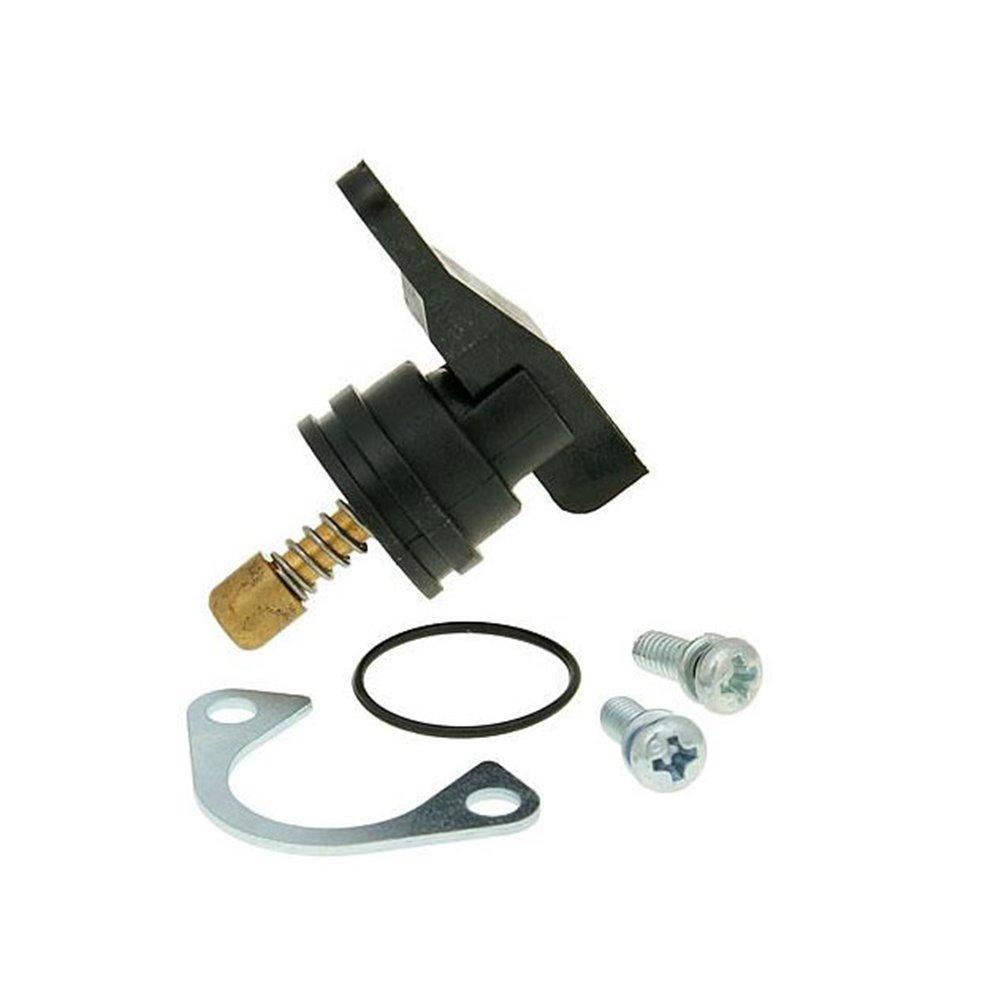 Manual choke, for PHVA (Dellorta and others) carburetor