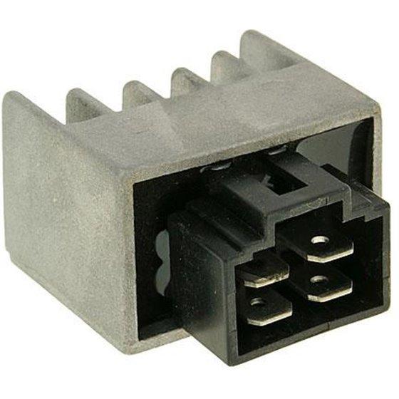 Regulator 2-row  4-pins, Minarelli Horizontal, MBK / Yamaha