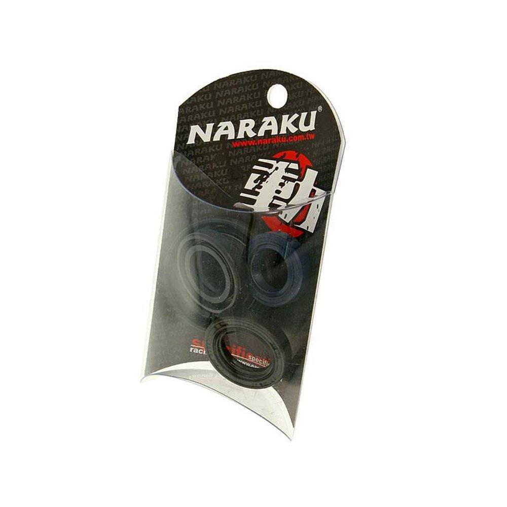 Naraku Oil seal set, SYM 2-T Horizontal / Kymco