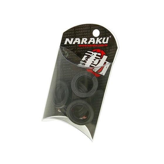 Naraku Oil seal set, Peugeot Horizontal scooter
