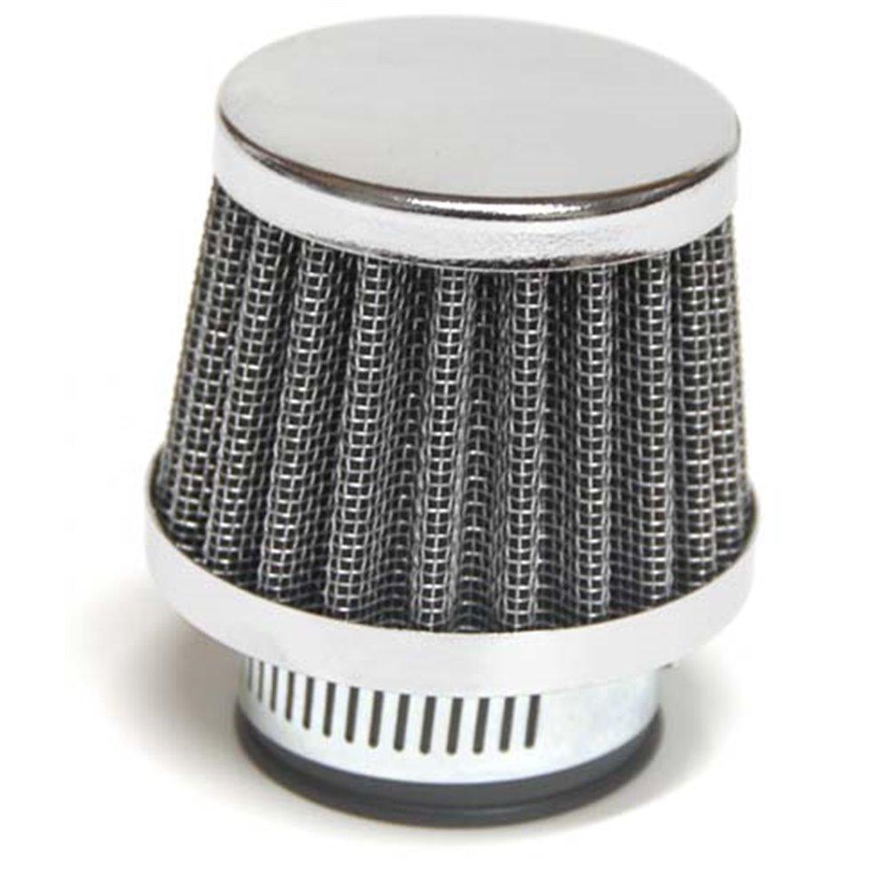 Tec-X Air filter, Connection Ø 30mm, (Ø 55mm x l. 53mm)