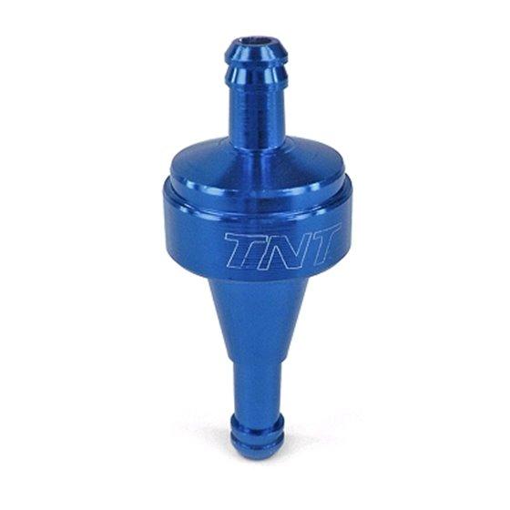 TNT Fulefilter, Blue, Ø 6mm