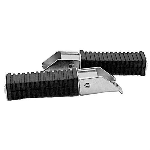 Tec-X Footrest set, CB-model, Ø 12,5mm hole