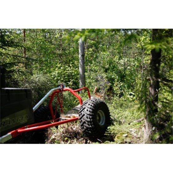 Ultratec Logging trailer (incl. 1 pc choker chain)