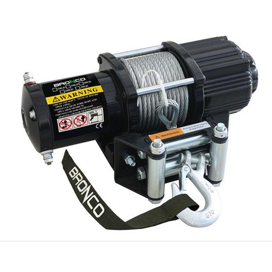 BRONCO GEN II WINCH 4500 Wire