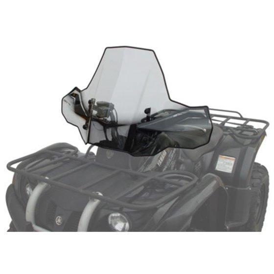 Powermadd windshield, Pro tek, height 51cm, width 91cm