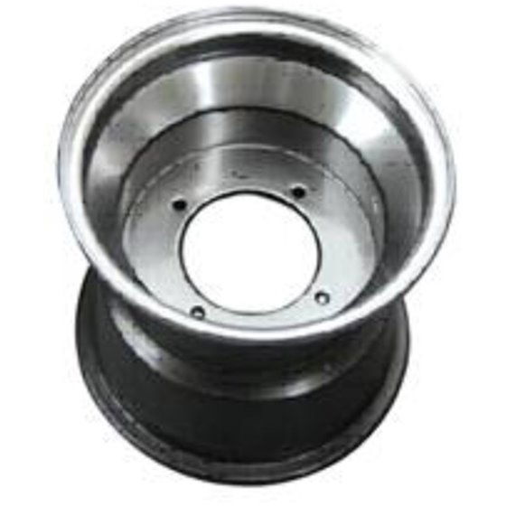 Bronco Steel wheel, black 14x7 4/115 4+3