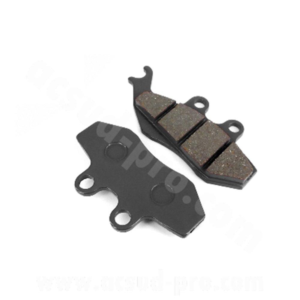Brake pads, Front