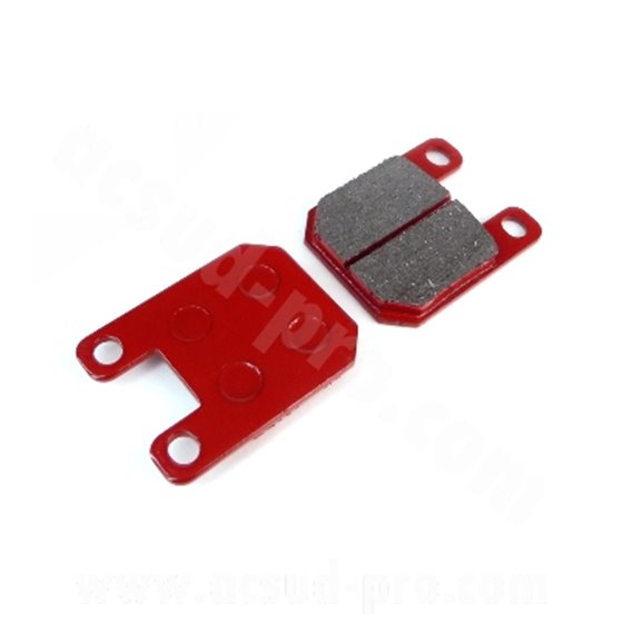 Brake pads, Front / Rear
