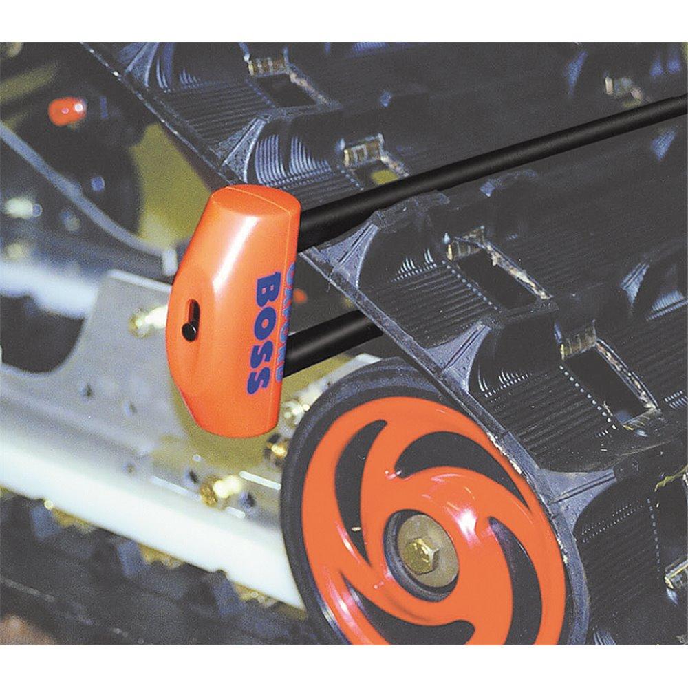 Oxford lås Snow Boss Sport 520mm bygel inkl fäste,SSF god