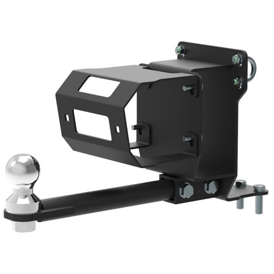 Bronco Rear Winch mounting kit Goes
