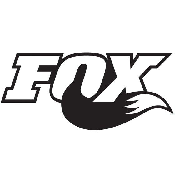 Fox Decal: Band .45 X 7.63 Performance Series,Orange