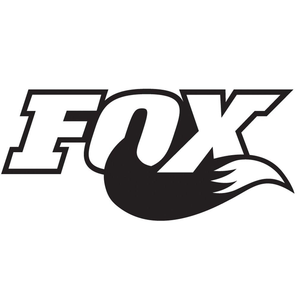 Fox Bearing Housing: [Ø 0.875 Shaft, Ø 2.225 Bore] Intl ByPass, Blue Ano II