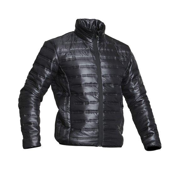 Halvarssons Textile Jacket Woxna Black XL