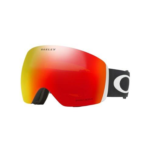 *Oakley Goggles Flight Deck Matte Black Prizm Torch Iridium
