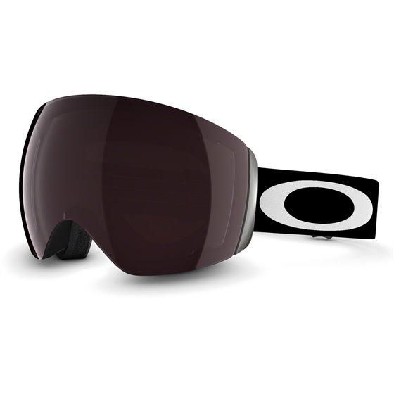 Oakley Goggles Flight Deck Matte Black Prizm Black Iridium