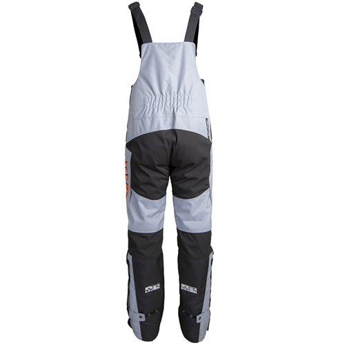 Halvarssons Textile Pants Iowa Black/Grey S