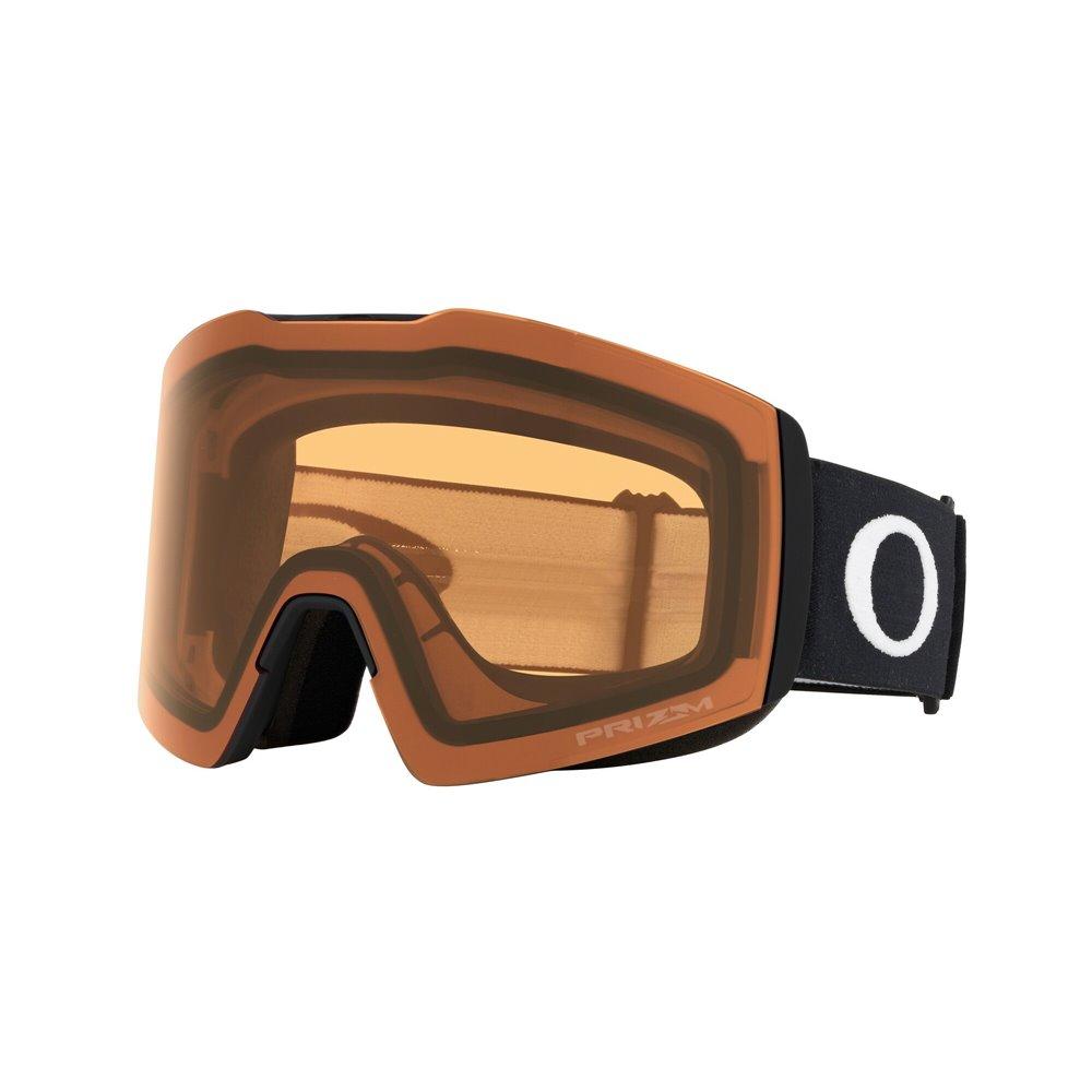Oakley SMB Goggles Fall Line XL Mt Blk w/ PRIZM Persimmon
