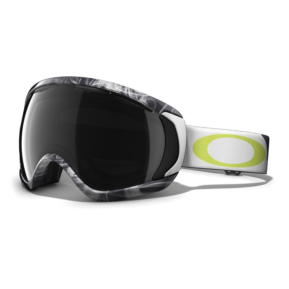 Oakley  CANOPY Goggles burnt out gunmetal Lens  dark grey
