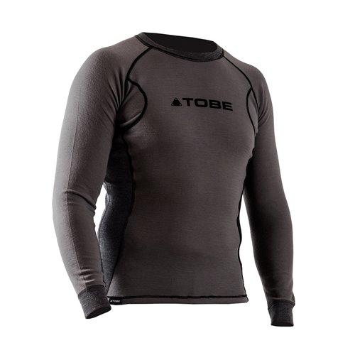 Tobe Primus Merino Shirt Base Layer Dark Ink 2XS
