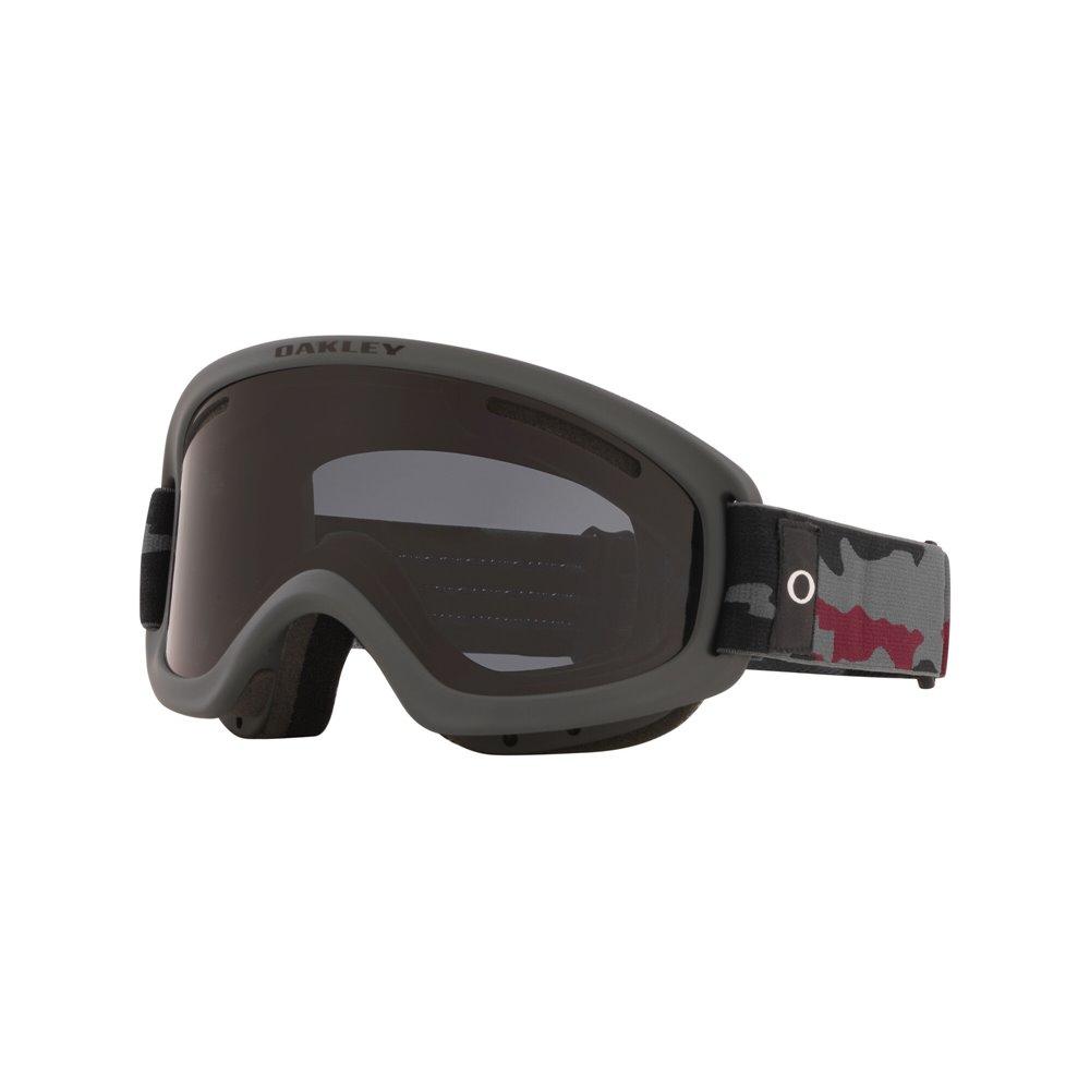 Oakley O Frame 2.0 Pro Youth grey grenache camo dark grey & persimmon