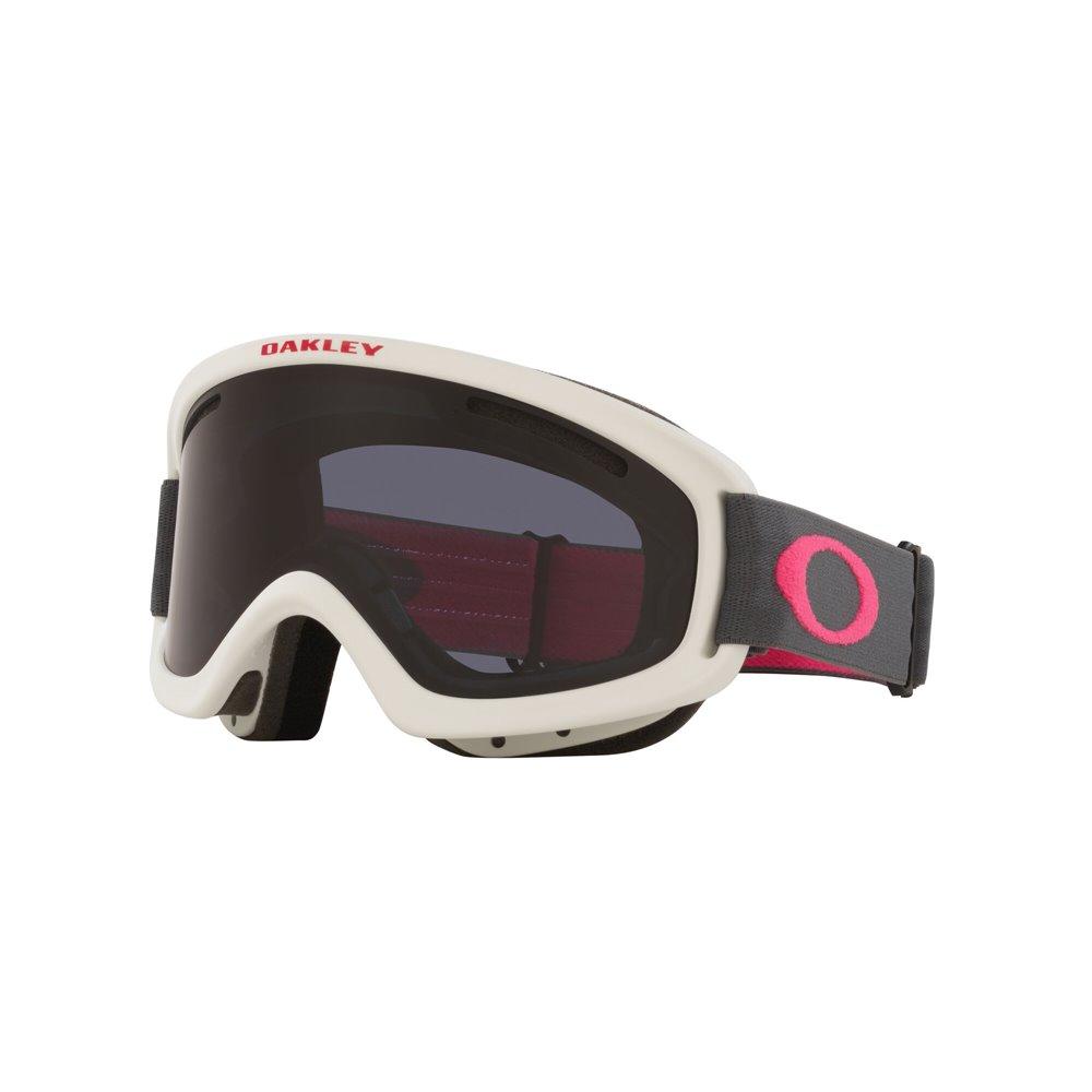 Oakley O Frame 2.0 Pro Youth dark grey rubine dark grey & persimmon