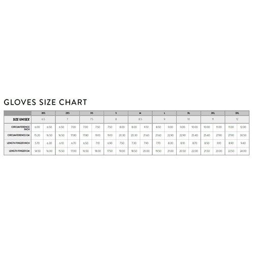 Scott Glove Race DP black/white M
