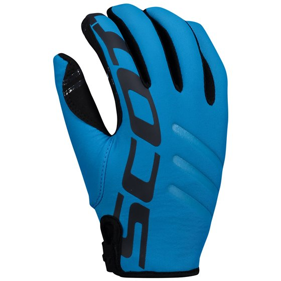 Scott Glove Neoprene lake blue/night blue S