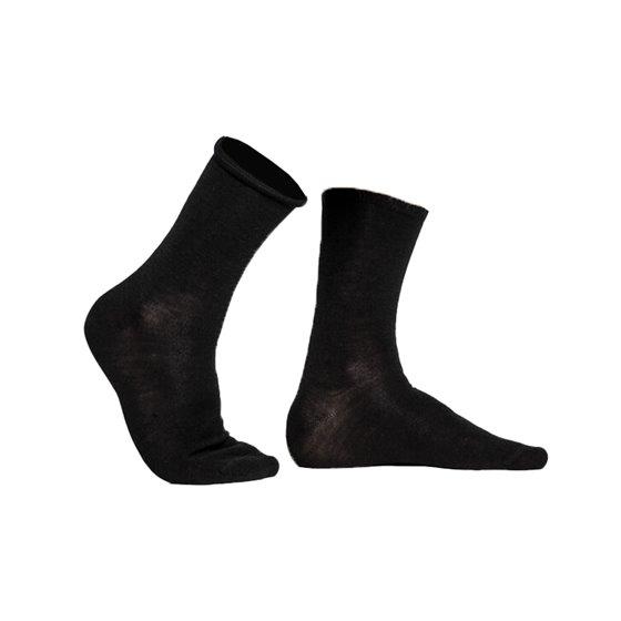 Tobe Primus Merino Sock Jet Black 11-13 (45-48)