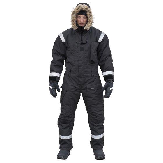 Snow People Iceware Pro overall black XL
