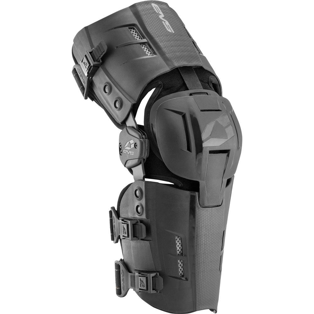EVS RS9 Knee Brace Black , Pair M