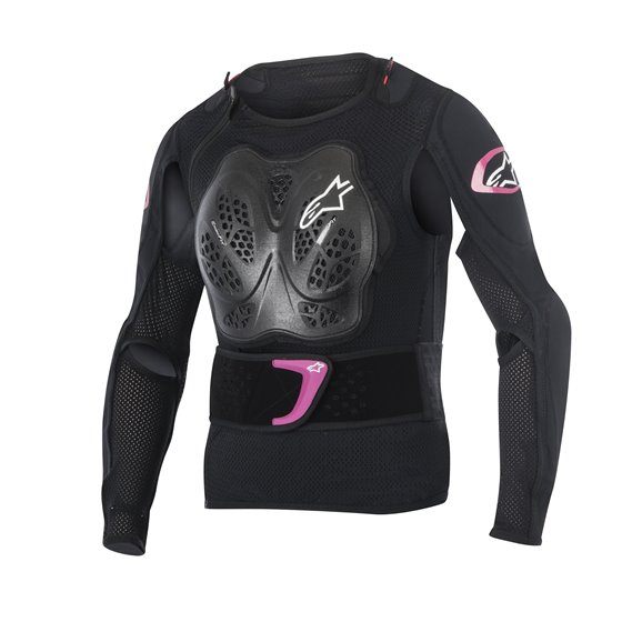 Alpinestars Protection Jacket  Stella Bionic 2016 black/rose L