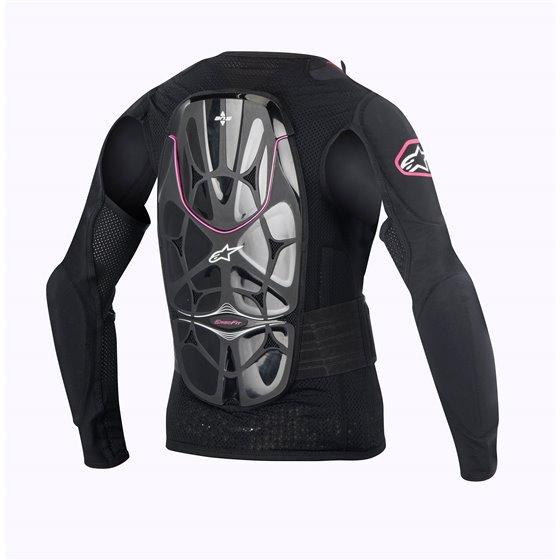 Alpinestars Protection Jacket  Stella Bionic 2016 black/rose M