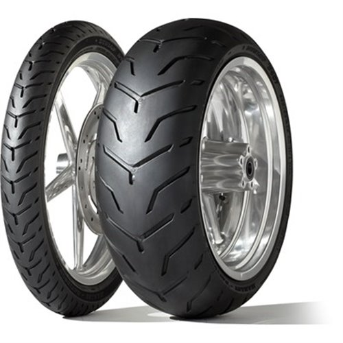 Dunlop D407 180/55B18 80H Multi-Tread TL Re. Harley-Davidson