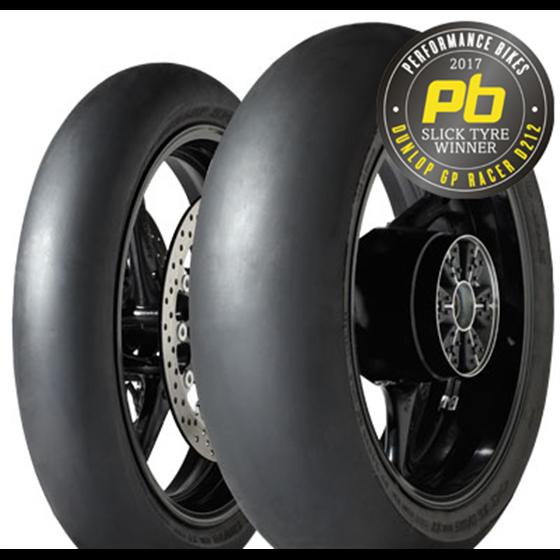 Dunlop Sportmax GP Racer Slick D212 200/55R17 TL M Re.