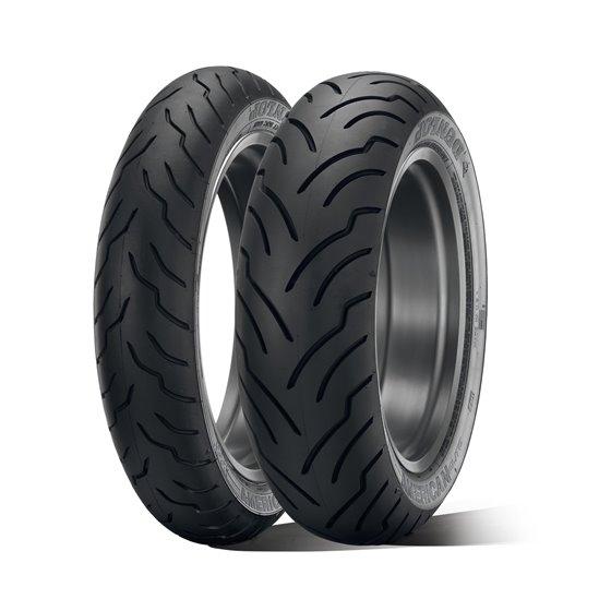 Dunlop AMERICAN ELITE 180/55B18 80H Multi-Tread TL Re.