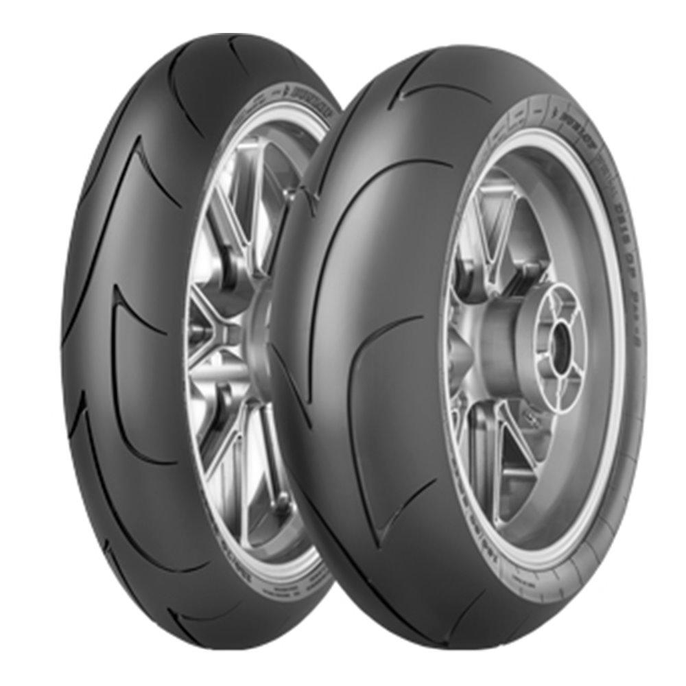 Dunlop D213 GP PRO 120/70ZR17 (58W) TL MS1 Fr.