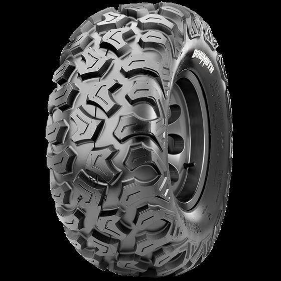 CST Tire Behemoth CU08 27x11.00-R14 8-Ply M+S E-appr. 60M
