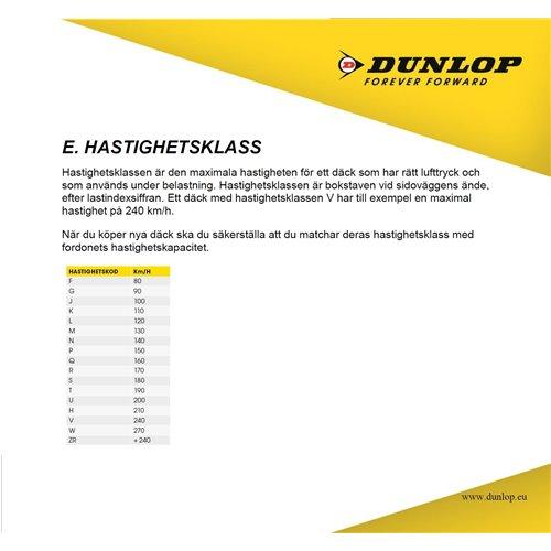 Dunlop Tube 90/100-14 TR4 (MX 2,5mm)