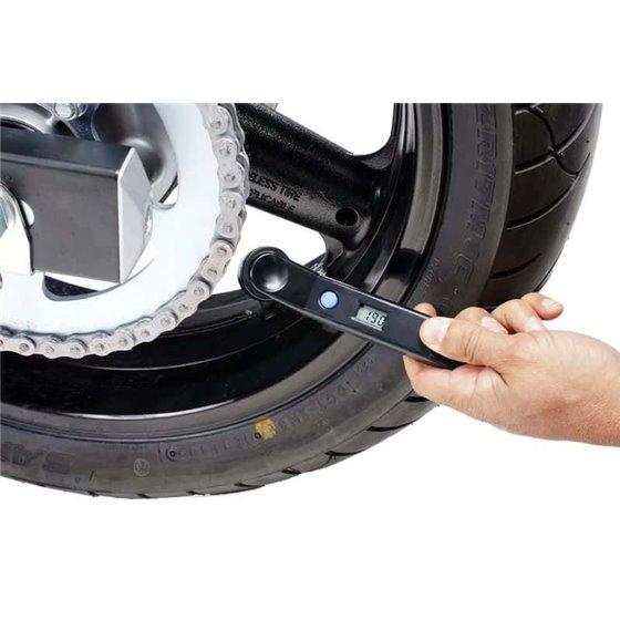 Puig Tire Pressure Gauge C/Black